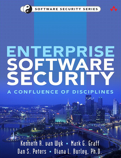 Enterprise Software Security - Book Cover